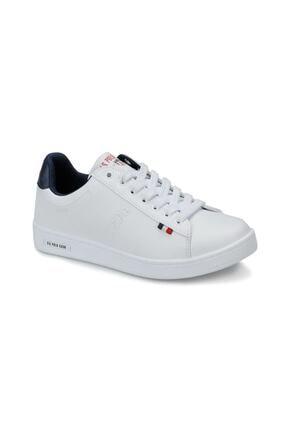 US Polo Assn FRANCO Beyaz Kadın Sneaker 100249587 0