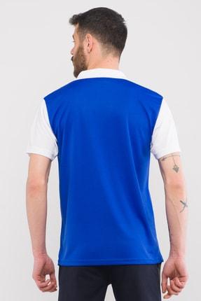 Slazenger Troop Erkek T-shirt Saks Mavi 3