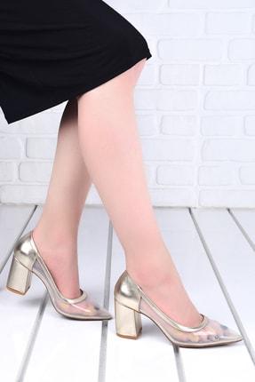 تصویر از کفش پاشنه بلند زنانه کد 20YTPKAYK000010