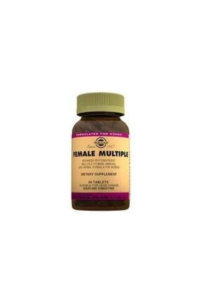 Solgar Female Multiple 60 Tablet Vitamin 0