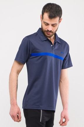 Slazenger Troop Erkek T-shirt Lacivert St10te140 1