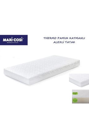 Maxi-Cosi 70X110 Cm Alezli Thermo Oyun Parkı Yatağı Termo Sepet Beşik Yatağı 4