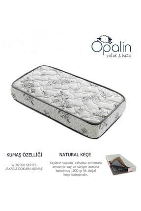 Opalin Uğralı 80X170 Cm Ortopedik Yaylı Yatak 1
