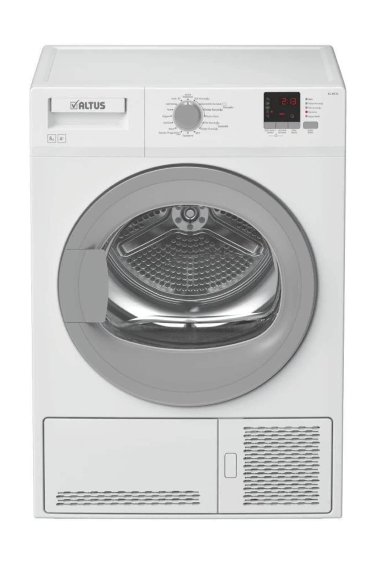 Altus AL 80 IC 8 Kg Çamaşır Kurutma Makinesi