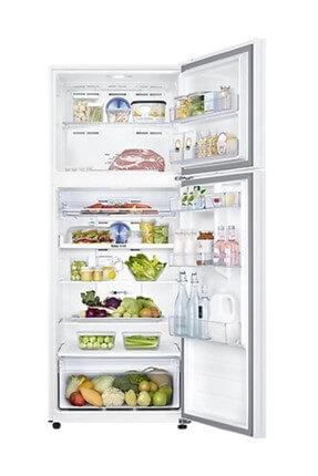 Samsung RT46K6000WW Çift Kapılı No-Frost Buzdolabı 4