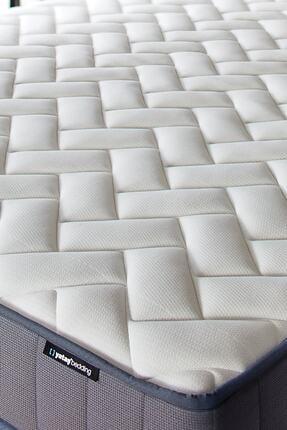 Yataş Wool Sense Set 3'lü Yatak Baza Başlık Set (kumaş - Marin) 1