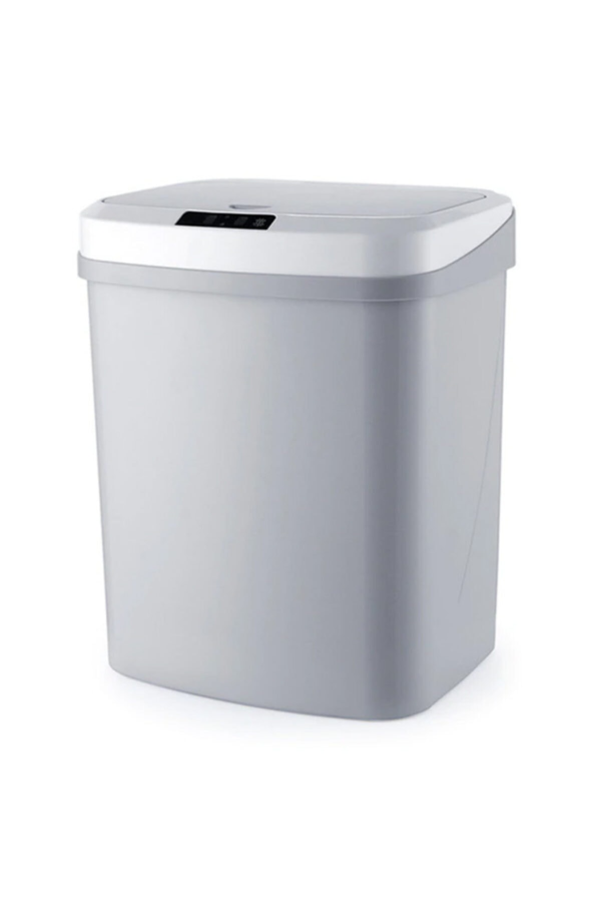 16l Akıllı Çöp Kutusu Otomatik Sensörlu Çop Tenekesi Çöp Kovası