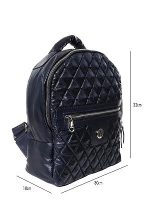 TH Bags Kadın / Kız Sırt Çantası Th028700 Lacivert 3