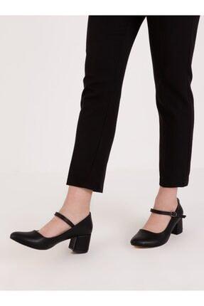 ayakkabıhavuzu Kadın  Topuklu Ayakkabı - Siyah 3
