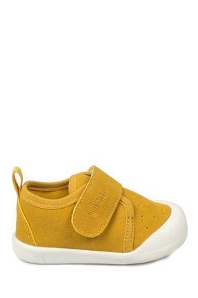 Vicco Unisex Bebek Sarı Yürüyüş Ayakkabısı 211 950.e19k224 1