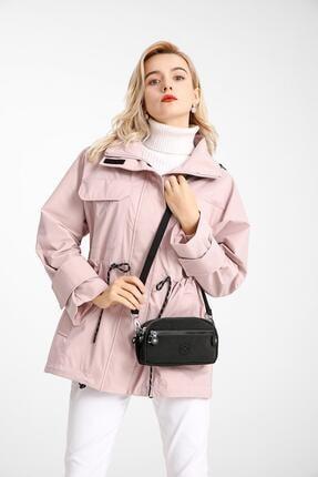 Smart Bags Smbyb1112-0001 Siyah Kadın Minik Çapraz Çanta 2