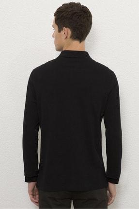 US Polo Assn Siyah Erkek Sweatshirt 2