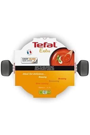TEFAL Extra Kısa Tencere 26 Cm 2100096741 1