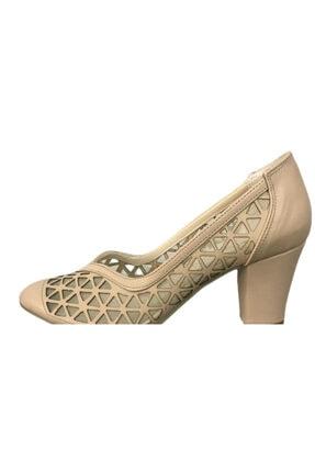 Kalın Topuklu Ayakkabı PANDORA 3