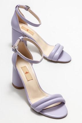 Elle Kadın Topuklu Sandalet 1