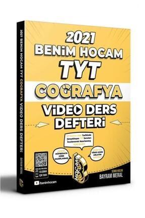Benim Hocam Yayınları Tyt Coğrafya Video Ders Defteri 0