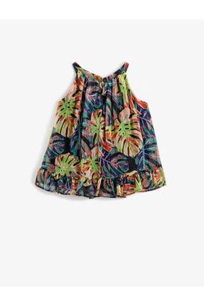 Koton Çiçekli Elbise 1