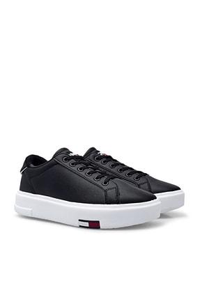 Tommy Hilfiger Kadın Sneaker Ayakkabı En0en01268 Bds 2
