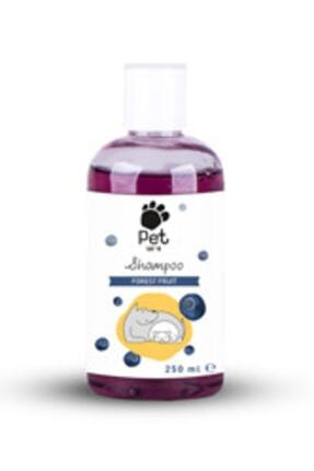 Pet Love Eco Kedi & Köpek Şampuanı Forest Fruit 250 ml 0