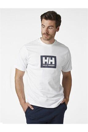 Helly Hansen Erkek Beyaz Hh Tokyo Tişört 1