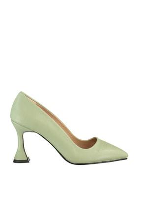 Soho Exclusive Yeşil  Kadın Klasik Topuklu Ayakkabı 15953 3