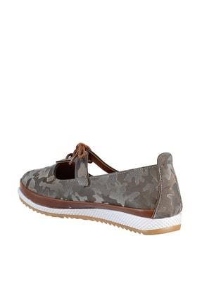 Soho Exclusive Platin Kadın Casual Ayakkabı 16101 3