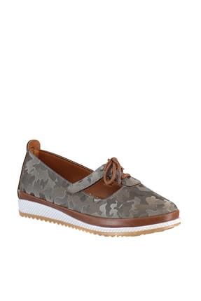 Soho Exclusive Platin Kadın Casual Ayakkabı 16101 4