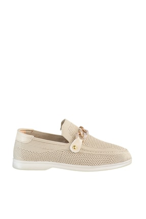 Soho Exclusive Bej Kadın Casual Ayakkabı 16108 3