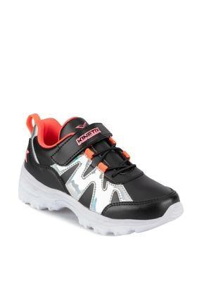 Kinetix WAVES 9PR Siyah Kız Çocuk Yürüyüş Ayakkabısı 100438250 0