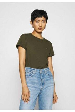 Tommy Hilfiger Kadın Basic Tshirt 0