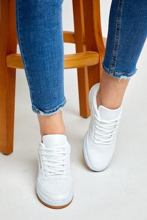 Tonny Black Unısex Spor Ayakkabı Beyaz Cilt Tb107 4