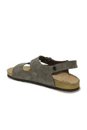 Kinetix Erkek Haki Günlük Sandalet 101016517 Pavlov 1fx 2