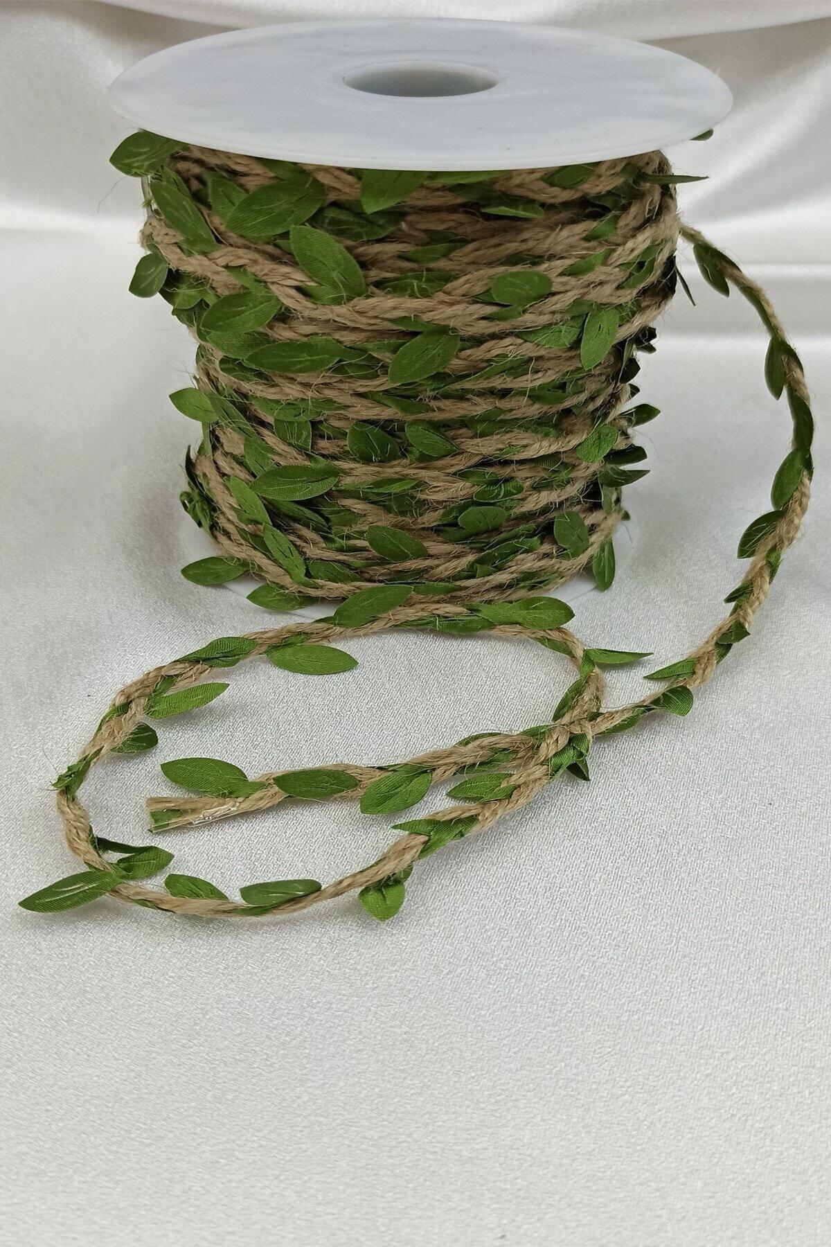 Hasır Ipli Yaprak Şerit