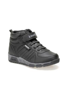 Picture of 100425326 Bronk Hı Siyah-gri Çocuk Ayakkabı