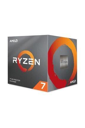 Amd Ryzen 7 3800x 3.9 - 4.5 Ghz Am4 Işlemci 0