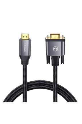 Mcdodo Hdmi To Vga Dönüştürücü Kablo 2 Metre 0
