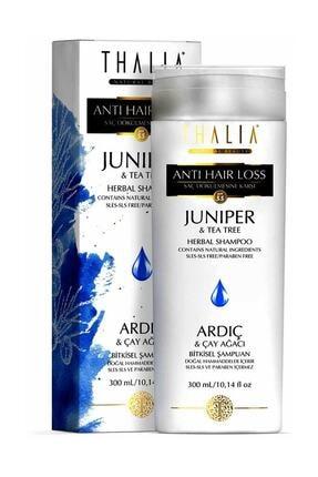 Thalia Ardıç Ve Çay Ağacı Özlü Saç Dökülmesine Karşı Şampuan 300 ml 0