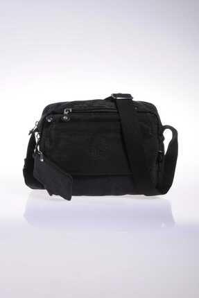 Smart Bags Smb1172-0001 Siyah Kadın Çapraz Çanta 0