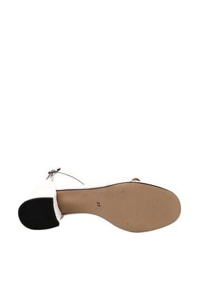 Dgn Beyaz Kadın Ayakkabı 2