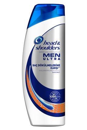 Head And Shoulders Men Ultra Erkeklere Özel Şampuan Saç Dökülmelerine Karşı 500 ml 0