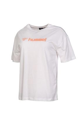 HUMMEL Kadın Gudrun Kısa Kollu T-Shirt 910979-9003 1