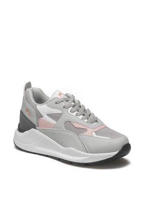 Lumberjack NATALIE Gri Kadın Sneaker Ayakkabı 100501743 1