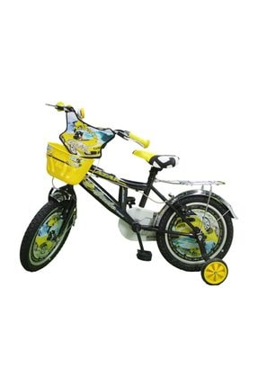 Ciciko 16 Jant Bisiklet Sarı 0