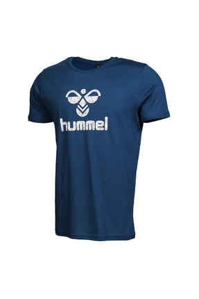 HUMMEL Erkek Spor T-Shirt - Hmlakıra T-Shırt S-S Tee  - M910946-7871 1