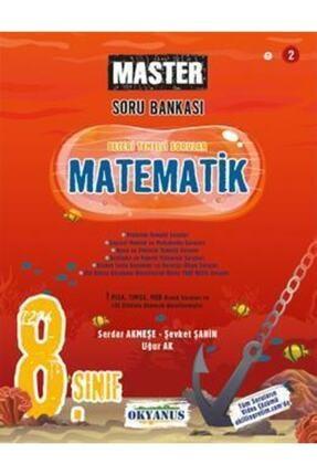 Okyanus Yayınları 8. Sınıf Master Matematik Soru Bankası 0