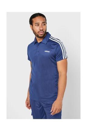 adidas Fl0324 Designed 2 Move 3-stripes Polo Erkek T-shirt 1