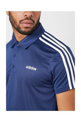 adidas Fl0324 Designed 2 Move 3-stripes Polo Erkek T-shirt 2