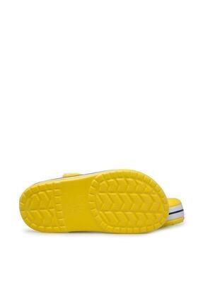Akınalbella Sarı Şeritli Crocs Terlik 3