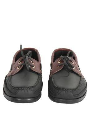 Baymen Erkek Bordo Deri Loafer Ayakkabı 1