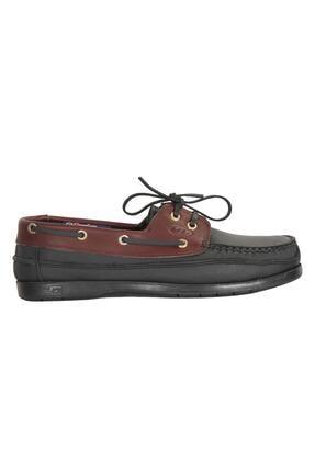 Baymen Erkek Bordo Deri Loafer Ayakkabı 3